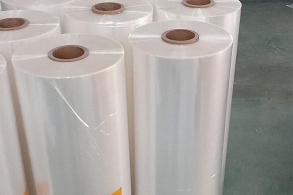 Environmental protection shrink film