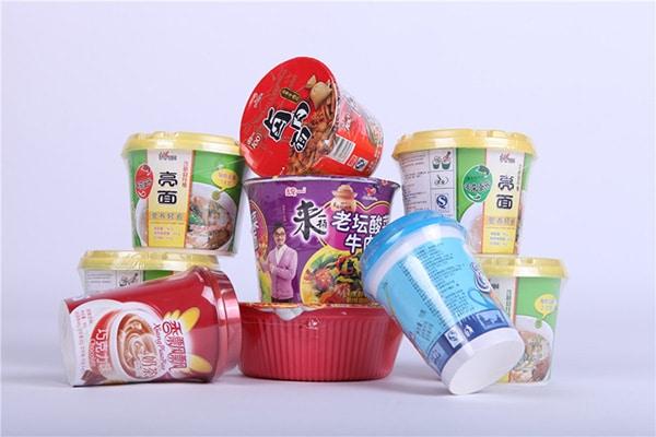 Food packaging shrink film